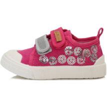 D.D.Step lány vászon gyerekcipő