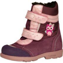 Szamos lány supinált téli bélelt gyerekcipő