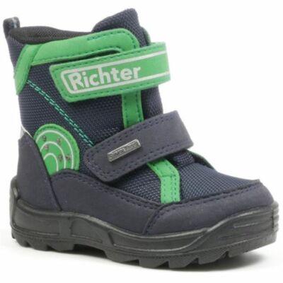 Richter fiú téli bélelt gyerekcipő