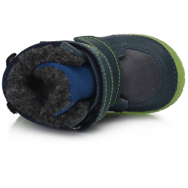 D.D.Step fiú téli bélelt gyerekcipő