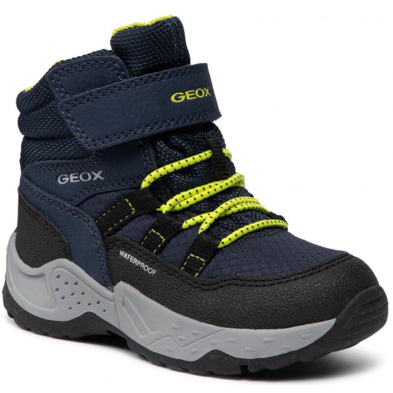 Geox fiú téli bélelt gyerekcipő